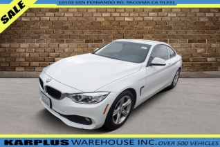 2017 Bmw 4 Series 428i Coupe For In Pacoima Ca