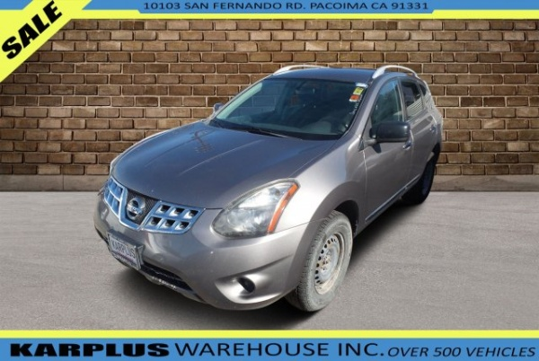 2014 Nissan Rogue Select in Pacoima, CA