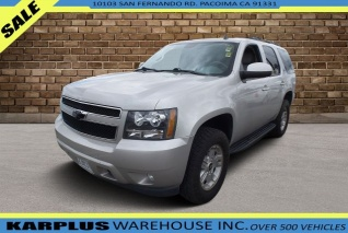 2009 Chevrolet Tahoe Lt With 2lt Rwd For In Pacoima Ca
