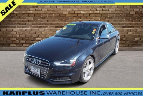 Used Audi S4 Under $20,000: 202 Cars from $4,995 - iSeeCars com