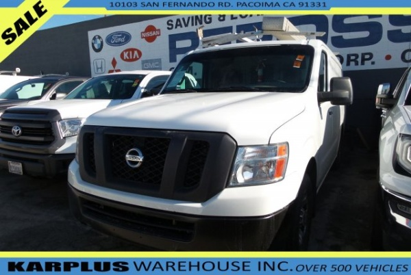 2013 Nissan NV in Pacoima, CA