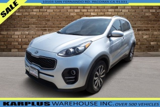 Used 2017 Kia Sportages For Truecar