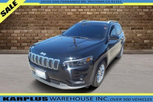 2019 Jeep Cherokee in Pacoima, CA