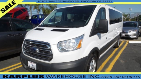 2018 Ford Transit Passenger Wagon in Pacoima, CA