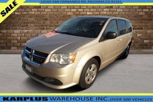 2013 Dodge Grand Caravan in Pacoima, CA