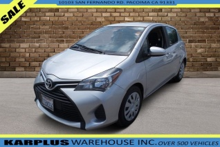 Toyota Yaris For Sale >> Used Toyota Yaris For Sale In Los Angeles Ca Truecar