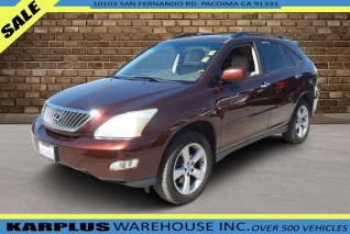 2008 Lexus Rx 350 Fwd For In Pacoima Ca