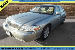 Used Lincoln Town Car For Sale In Upland Ca 15 Used Town Car