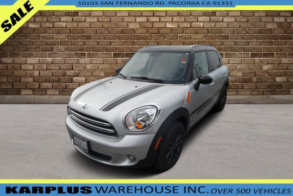 2016 MINI Countryman in Pacoima, CA