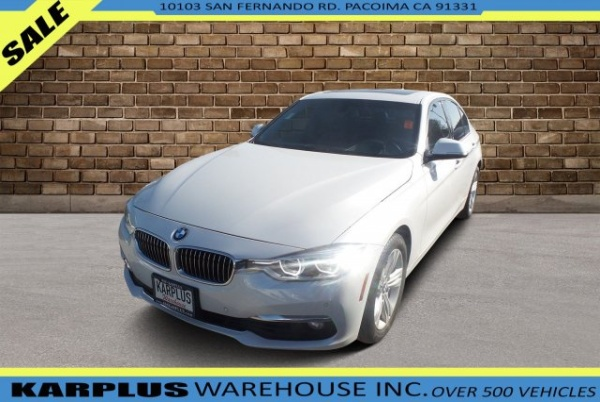2016 BMW 3 Series in Pacoima, CA