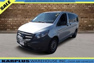 Used Passenger Vans >> Used Mercedes Benz Metris Passenger Vans For Sale In Los Angeles Ca