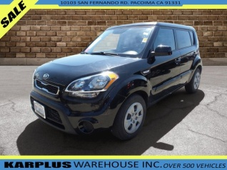 Used 2013 Kia Soul Base Manual For Sale In Pacoima, CA
