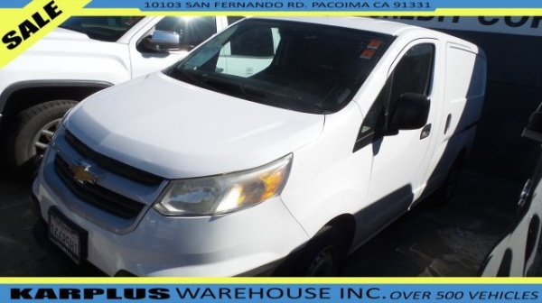 2015 Chevrolet City Express Cargo Van in Pacoima, CA