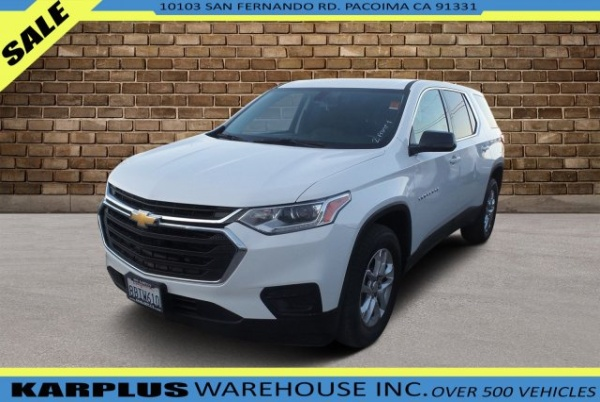 2018 Chevrolet Traverse in Pacoima, CA