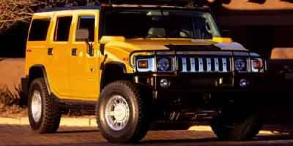 2004 HUMMER H2 in Pacoima, CA