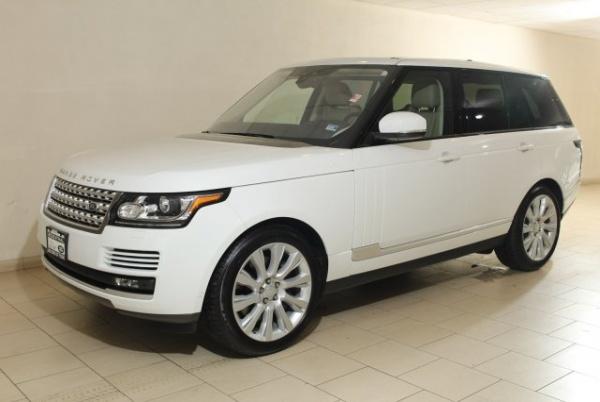 2017 Land Rover Range Rover in Vienna, VA