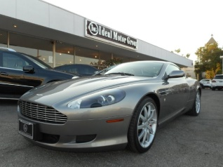 2005 Aston Martin Db9 Coupe Manual For In San Gabriel Ca