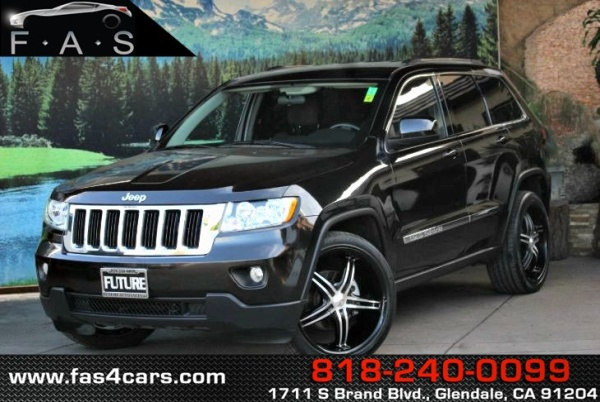 2011 Jeep Grand Cherokee in Glendale, CA