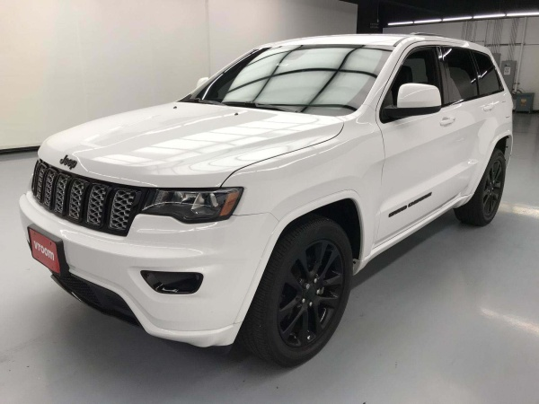 2017 Jeep Grand Cherokee in Stafford, TX