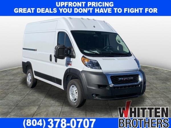 2019 Ram ProMaster Cargo Van in Richmond, VA