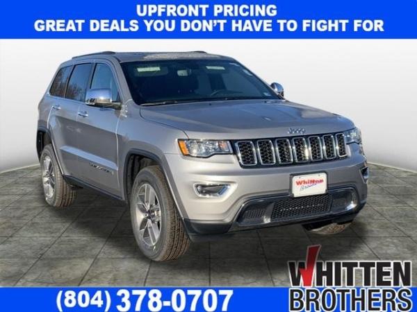 2020 Jeep Grand Cherokee in Richmond, VA