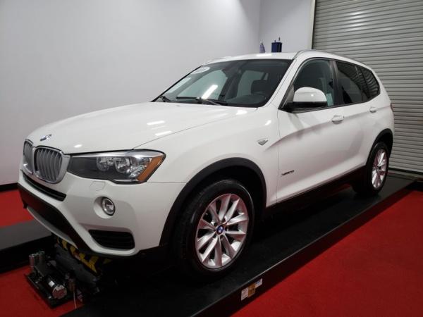 2016 BMW X3