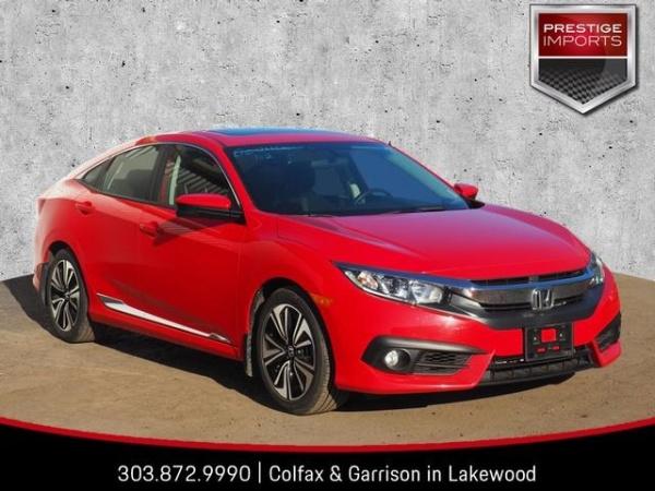 2017 Honda Civic in Lakewood, CO