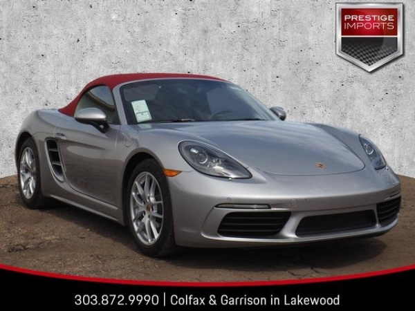2018 Porsche 718 Boxster in Lakewood, CO