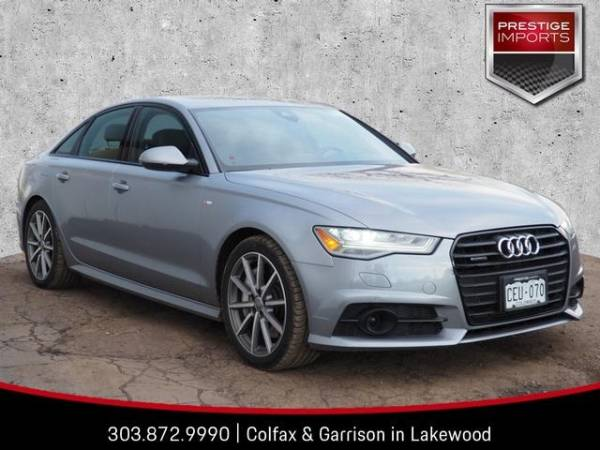 2018 Audi A6 in Lakewood, CO