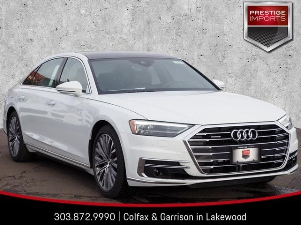 2019 Audi A8 in Lakewood, CO