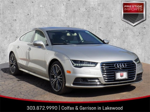 2017 Audi A7 in Lakewood, CO