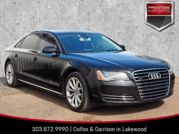 2014 Audi A8 in Lakewood, CO