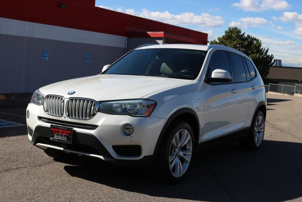 2016 BMW X3 in Denver, CO
