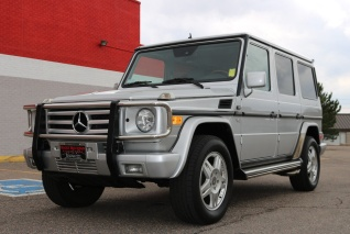Used Mercedes Benz G Class For Sale Truecar