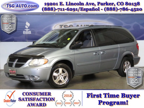 Used Dodge Grand Caravan For Sale In Colorado Springs Co U S
