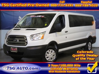 2016 Ford Transit Wagon T 350 148 Low Roof Xlt Swing Out Rh