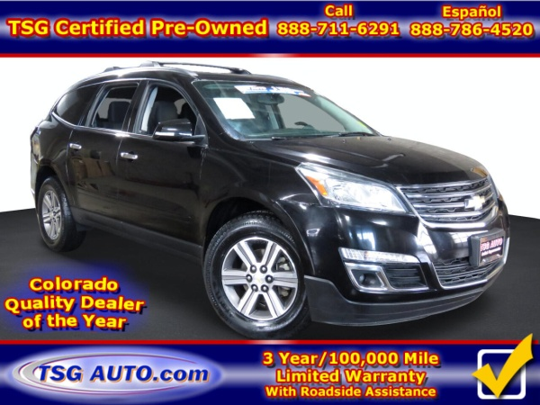 2016 Chevrolet Traverse in Parker, CO