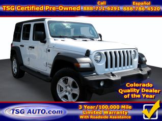 Used Jeep Wranglers For Sale In Parker Co Truecar