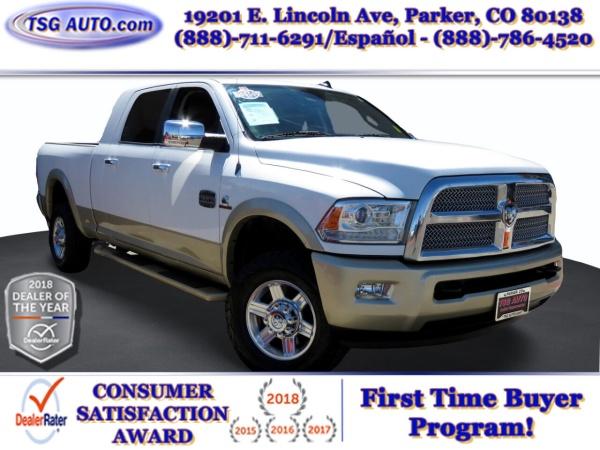 2013 Ram 2500 in Parker, CO