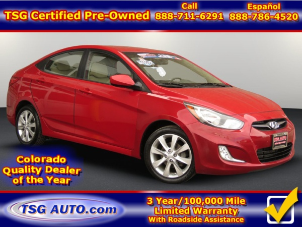 2012 Hyundai Accent in Parker, CO