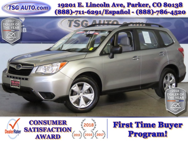 2017 Subaru Forester In Parker Co