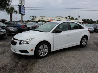 Used Chevy Cruze For Sale >> Used 2012 Chevrolet Cruzes For Sale Truecar