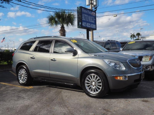 2008 buick enclave cxl awd for sale in orlando, fl | truecar