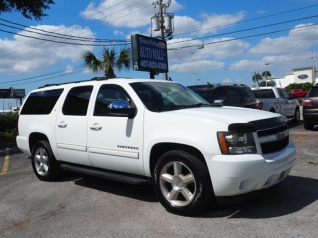 Used Chevy Suburban >> Used Chevrolet Suburban For Sale In Lutz Fl 104 Used