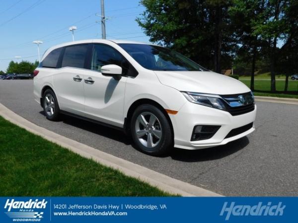 2019 Honda Odyssey in Woodbridge, VA