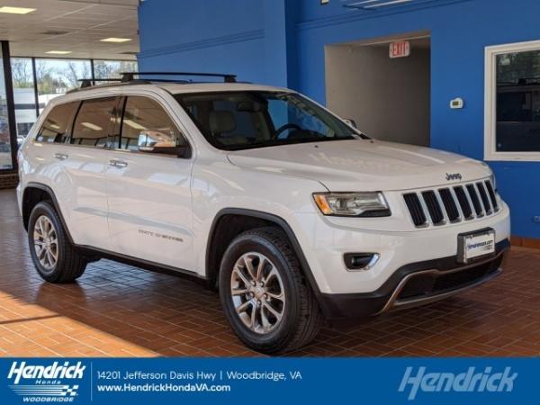 2015 Jeep Grand Cherokee in Woodbridge, VA