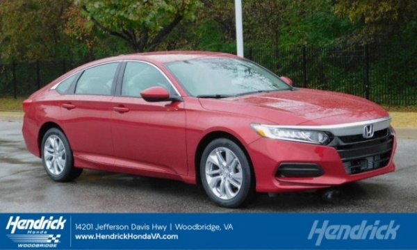 2020 Honda Accord in Woodbridge, VA