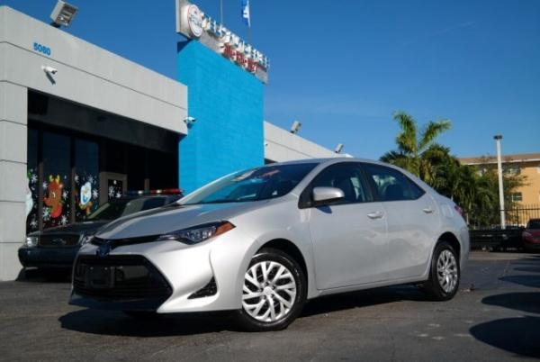 2018 Toyota Corolla in Hialeah, FL