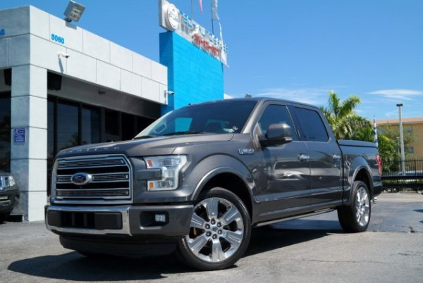 2016 Ford F-150 in Hialeah, FL