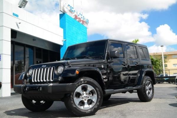 2017 Jeep Wrangler in Hialeah, FL